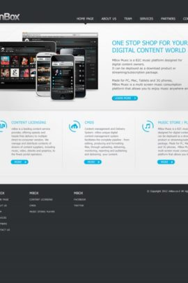 Mbox – New Media Content Company